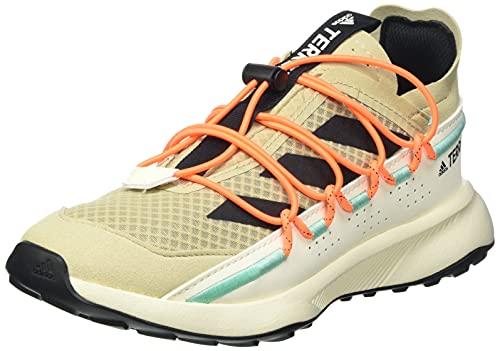 adidas Terrex Voyager 21, Zapatillas de Senderismo Hombre, Sabana/NEGBÁS/NARCHI, 44 EU
