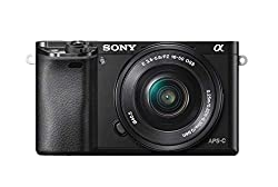 Sony a6000 Mirrorless Camera