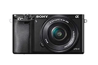 Sony Alpha a6000 Mirrorless Digital Camera 24.3MP SLR Camera with 3.0-Inch LCD (Black) w/16-50mm Power Zoom Lens (B00I8BICB2) | Amazon price tracker / tracking, Amazon price history charts, Amazon price watches, Amazon price drop alerts