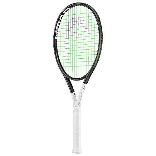 HEAD Tennisschläger Graphene 360 Speed Lite - besaitete - 16x19 Weiss/schwarz (909) L3