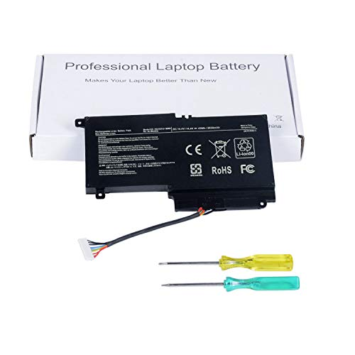 CSEXCEL PA5107U-1BRS Laptop Battery for Toshiba Satellite L50 L50-A L55 L55t P50 P50-A P50-b P55t-a P55t-A5116 S55-A5295 S55t-A5202 S55t-A5337 S55t-A5389 P55-A5200 L55-A5284