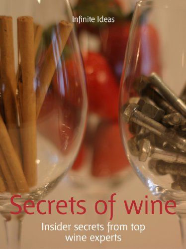 Secrets of wine: Insider secrets from top wine experts (52 Brilliant Ideas) (English Edition)