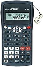 Milan 159110KBL - Calculadora científica, 240 funciones, color negro