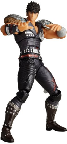 Revoltech Fist of The North Star Revolution Series No.021 Kenshiro Hokuto Muso Ver. (PVC Figure)