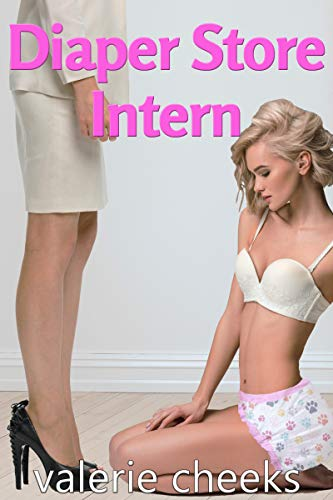 Diaper Store Intern - Lesbian ABDL: A Younger...