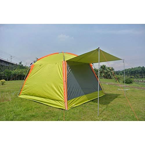 Ashuang Ultralarge Super Sterke IJzeren Paal Outdoor Camping Tent Beach Gazebo Feesttent