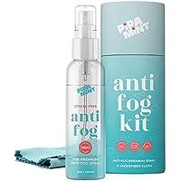 Pipa Mint Anti Fog Spray for Glasses, 8oz