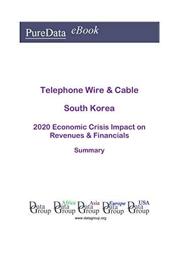 Telephone Wire & Cable South Korea Summary: 2020 Economic Crisis Impact on...