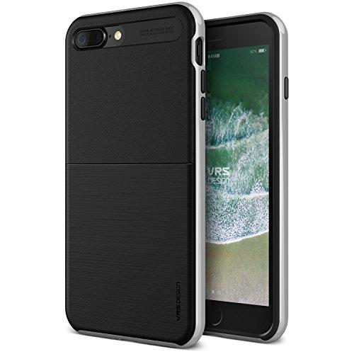 VRS DESIGN 9051640 - Custodia per iPhone 8 Plus/7 Plus, serie High Pro Shield