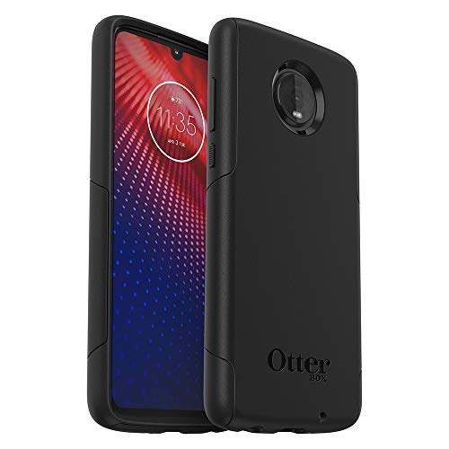 OtterBox Commuter LITE Series Case for Moto Z4 - Retail Packaging, Black