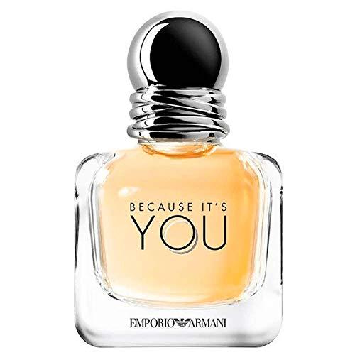 Perfume Giorgio Armani Because Its You Eau de Parfum Feminino 50ml