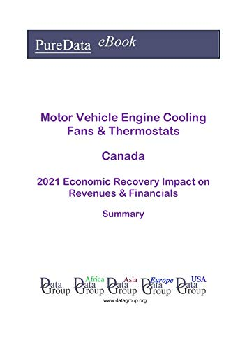 Motor Vehicle Engine Cooling Fans & Thermostats Canada Summary: 2021 Economic Recovery Impact on Revenues & Financials (English Edition)