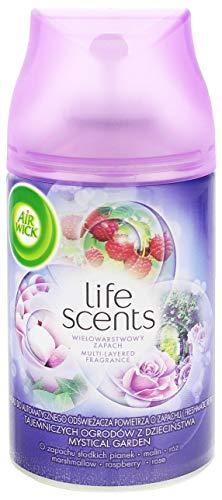 3x Air Wick Life Scents Mystical Garden Nachfüller für Freshmatic 250ml Raumspray
