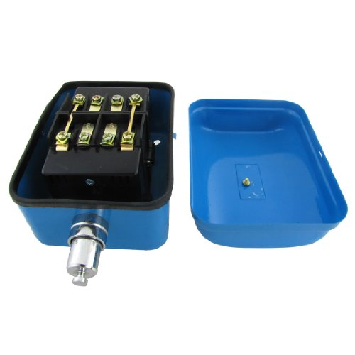 Aexit Elevador eléctrico Impulso momentáneo del émbolo del interruptor de límite 4 N.C. 4PST 40A / 380VAC (7cdfa7aaf310923d92ebff85233a5f61)