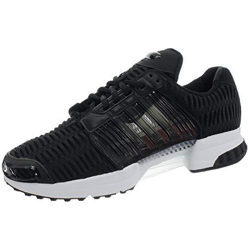 adidas Herren Climacool 1 BA8579 Turnschuhe, schwarz (schwarz / weiß), 38 EU