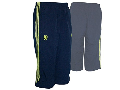 adidas Chelsea London 3/4 Pant/CFC Training Hose Short, Größe:S