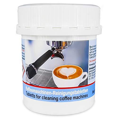 125er Pack Reinigungstabletten für Kaffeevollautomaten Espressomaschinen Kaffeemaschine Kompatibel mit sämtlichen Marken…