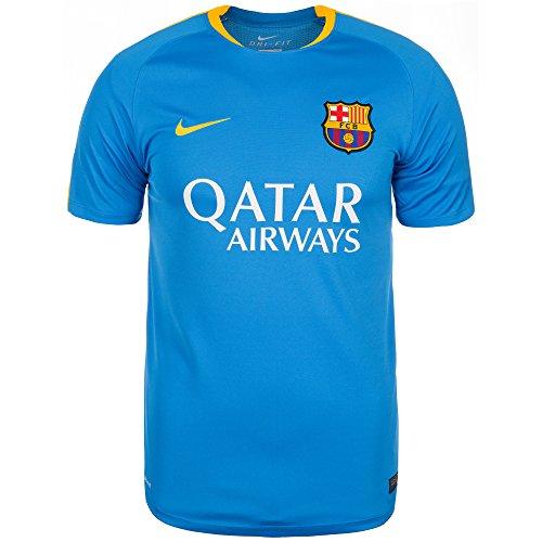 NIKE - Camiseta de Hombre FC Barcelona Flash Training 2015-2016