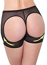 Fullness Butt Lifter Enhancer Boy Short Panty Shaper