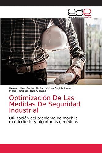 Optimización De Las Medidas De Seguridad Industrial: Utilización del problema de mochila multicriterio y algoritmos genéticos