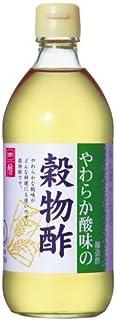 内堀醸造 やわらか酸味の穀物酢 500ml