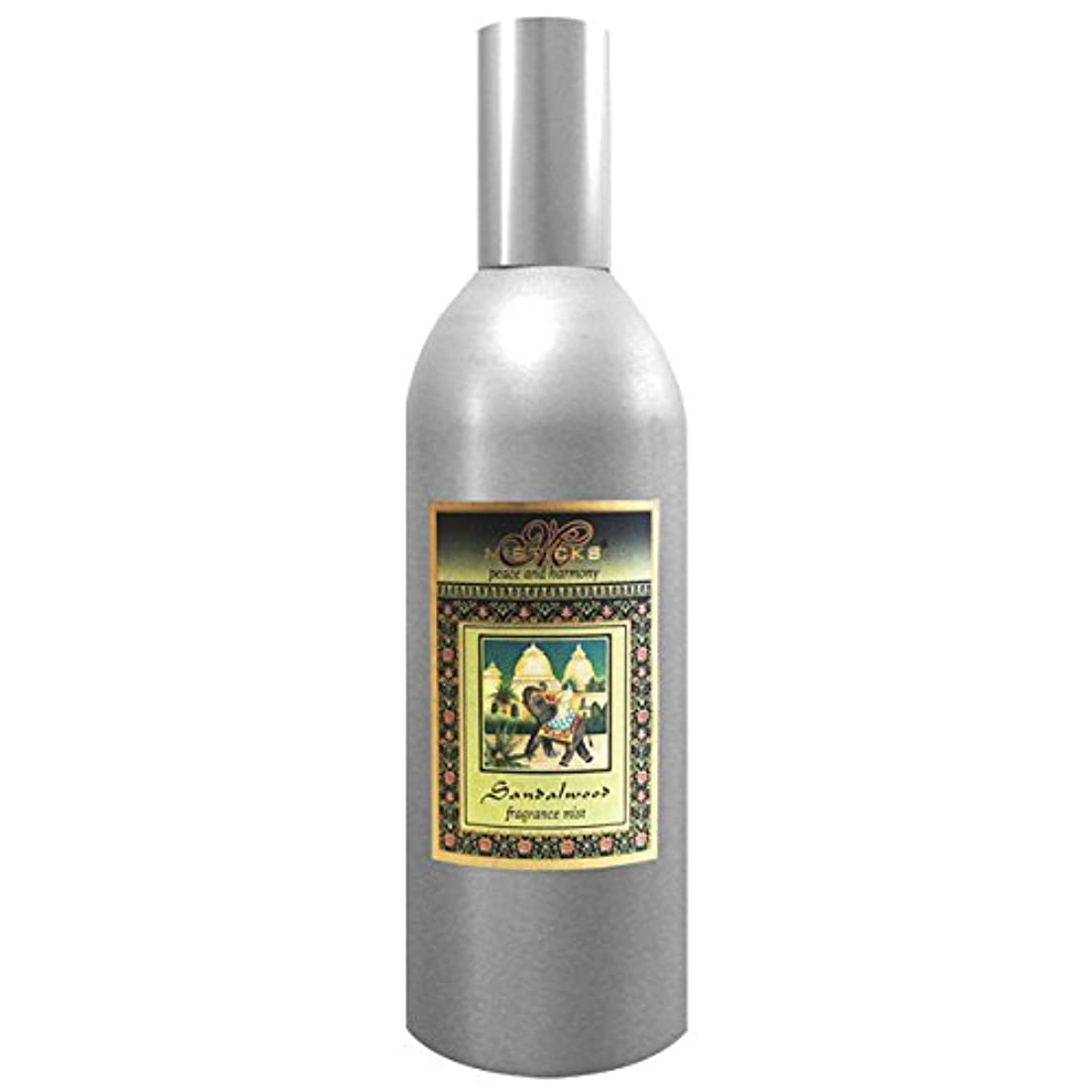 ウィスキーベッツィトロットウッドアダルトMisticks Fragrance Mist SANDALWOOD ミスティックス フレグランス ミスト サンダルウッド
