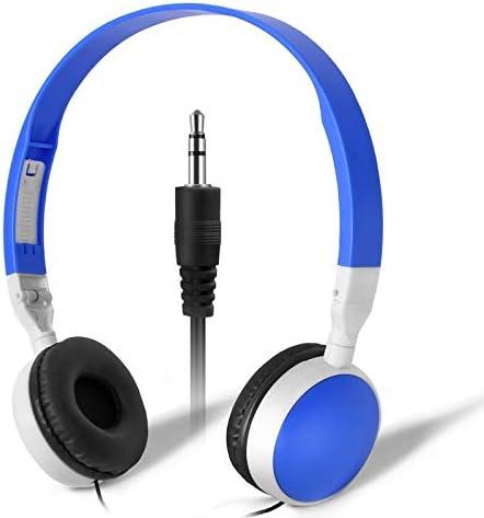 Kids Headphones for Classroom in Bulk Keewonda 5 Pack Classroom Set of Headphones KW X05 Wholesale product image