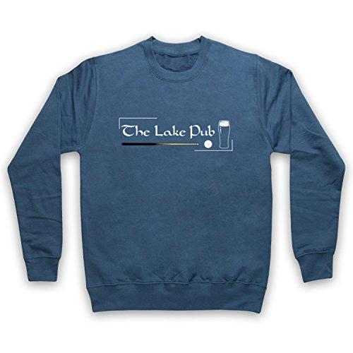 Le Revenants The Returned The Lake Pub Sweat-Shirt des Adultes, Airforce Bleu, 2XL