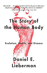 The cover art of the book Story of the Human Body