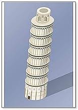 Sunlera Tour Souvenir Vintage Italia La Torre Pendente di Pisa Souvenir Metallo Modello