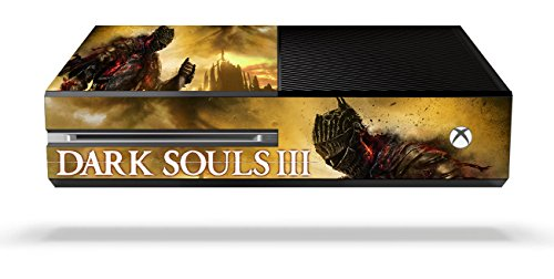 Dark Souls 3 Game Skin for Xbox One Console
