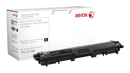 Xerox 006R03261-006R03261 Black Toner Replacement Cartridge Negro Cartucho de tóner