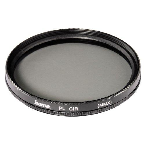 Hama Polarisations-Filter, 2-fach Vergütung, Für 58 mm Foto-Kameraobjektive