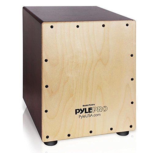 Pyle Stringed Birch Wood Compact...