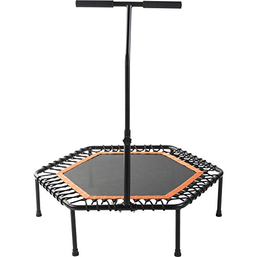 GORILLA SPORTS Fitness Trampolin Farbe Orange