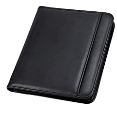 THE ONLY PADFOLIO YOU'LL EVER NEED – Samsill Professional Padfolio combines incredible utility with a timeless style & class to bring you a business accessory you'll never want to part with – The only resume portfolio/ business portfolio you're ever ...
