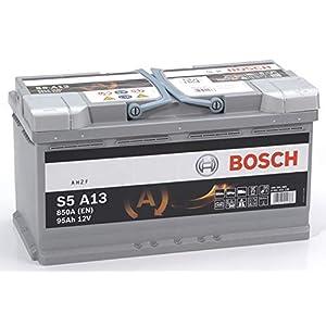Bosch S5A13 Batería de automóvil 80A/h-800A