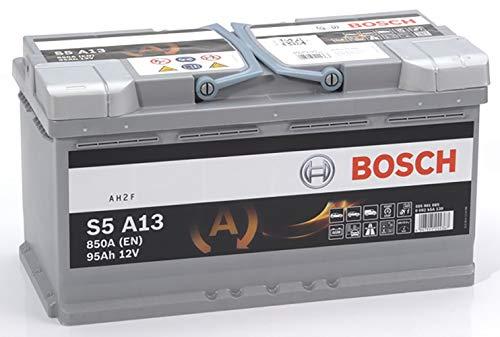 Bosch 0092S5A130 Batterie AGM 12 V 95 mAh 850 A B13