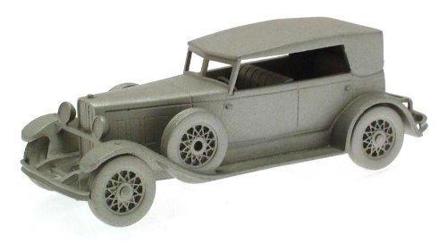 Danbury (Menthe Authentique Échelle Réplique en étain de Voiture Lincoln KB 1932