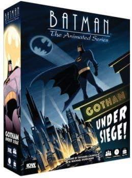開催中 Batman: 高品質 Gotham Under Siege