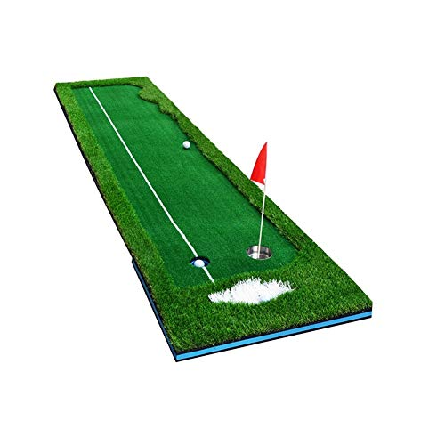 Great Price! YX Xuan Yuan Golf Practice mat Straight Pusher mats Upgrade Models Four-Color Grass @ (...