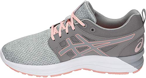 ASICS Gel Torrance Women's Running Shoes Stone Grey/Frosted Rose (10 B(M) US)