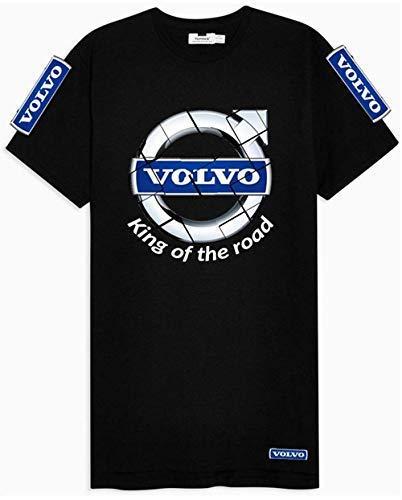T-Shirt Volvo King of the Road Truck,Trucker,Truck