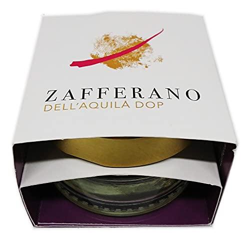 Produttori Uniti Zafferano Zafferano dell'Aquila Dop in Barattolo - 0,5 g