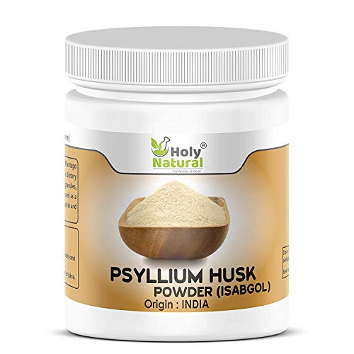 Holy Natural 100% Psyllium Husk Powder 200g