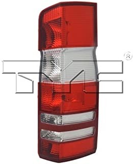 mercedes sprinter tail light replacement