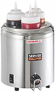 hot topping warmer