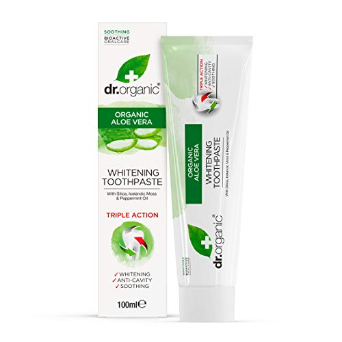 Dr. Organic Pasta Dental Aloe Vera Organico 100 ml 100 ml