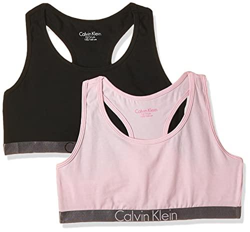 Calvin Klein 2 Pack Bralette Girl