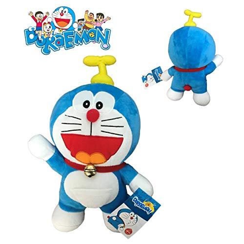 Doraemon. Peluche 25cm con Gorrocóptero [Juguete]